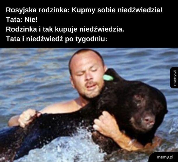 Tata i niedźwiedź