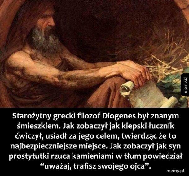 Starożytny filozof