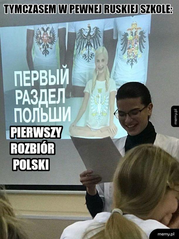 Szkoła w Rosji