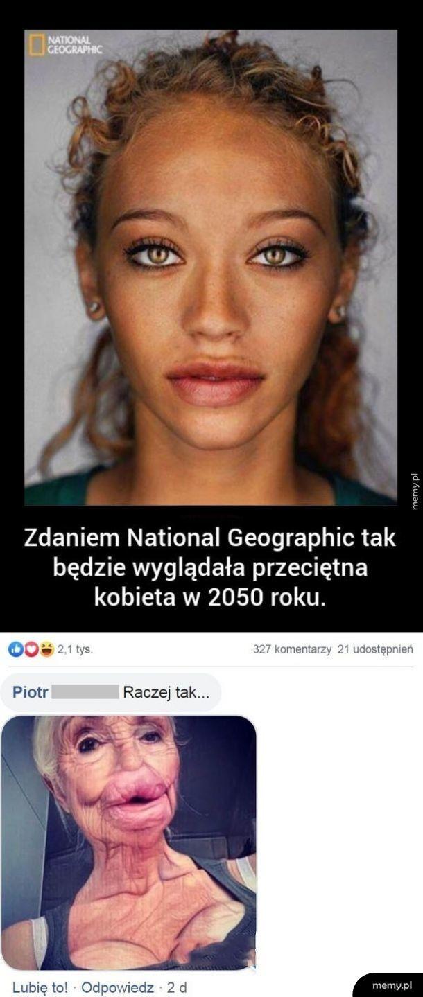 Kobieta 2050