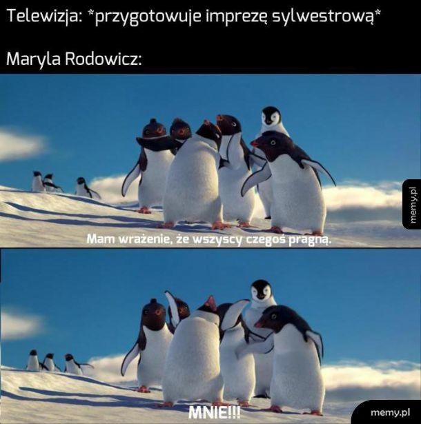 Impreza Sylwestrowa