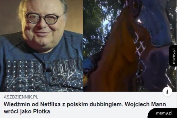 Halo, Netflix? Jest sprawa