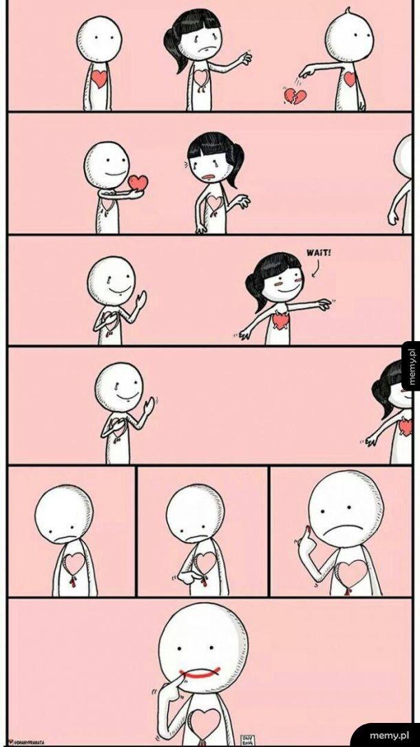 Zmienne uczucia.