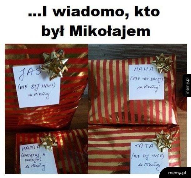 Kto był Mikołajem
