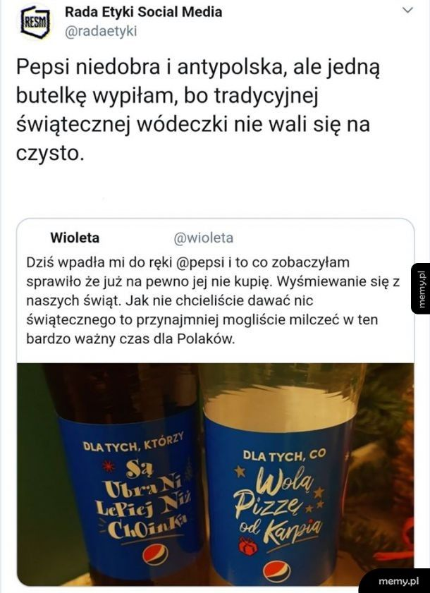 Antypolska Pepsi