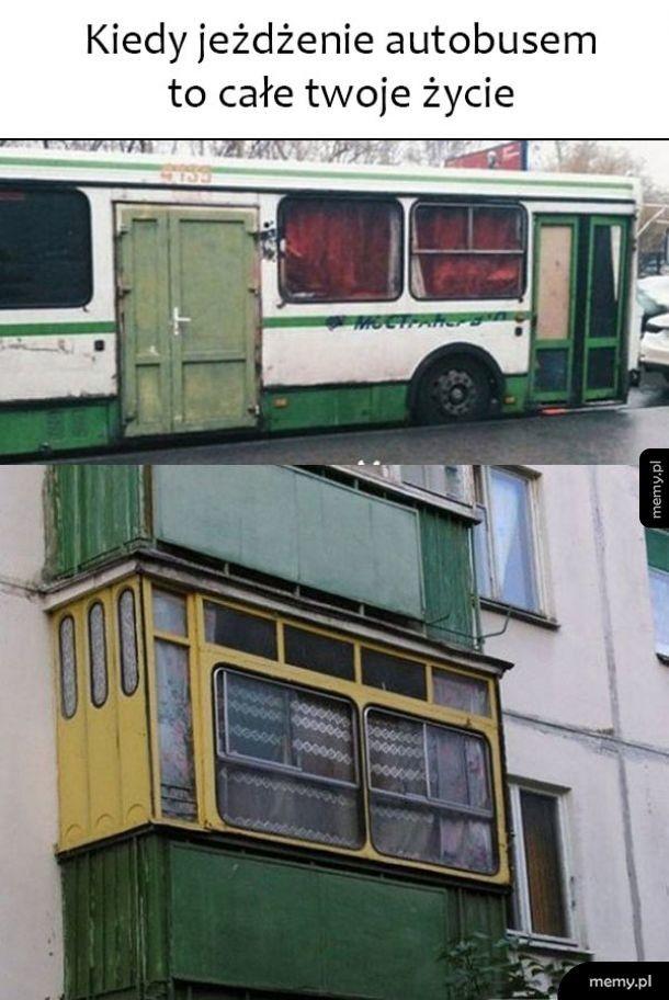 Autobus życiem