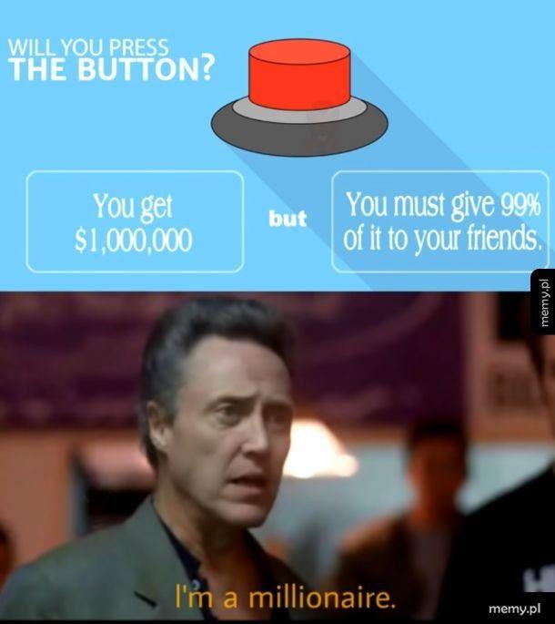 Jestem milionerem