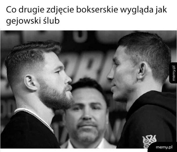 Zdjęcie bokserskie