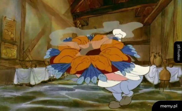 Asterix i Obelix - Kuchnia Snafa