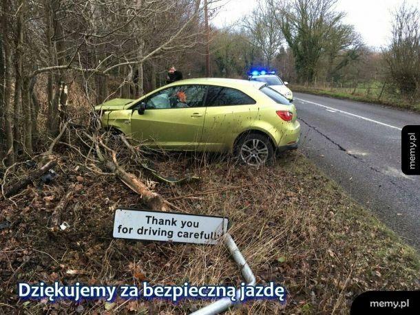 Bezpieczna jazda