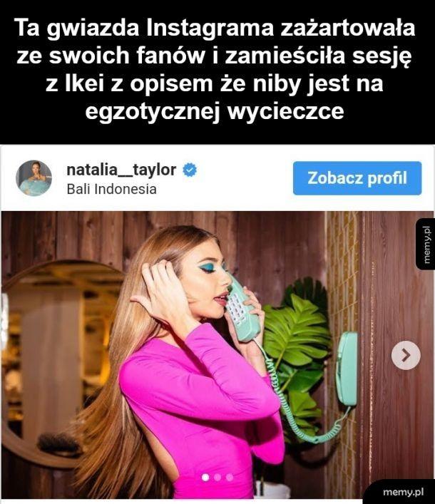 Instagramerka