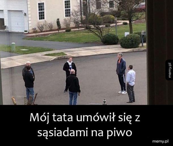 Spotkanie z sąsiadami