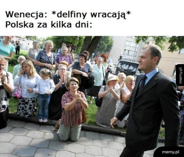 Wenecja vs Polska