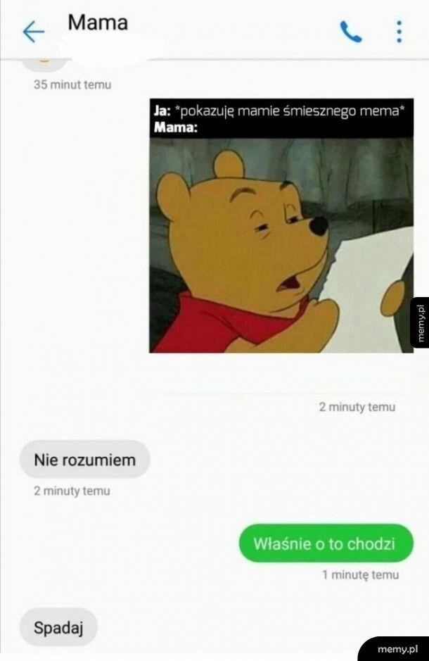 Mama i memy
