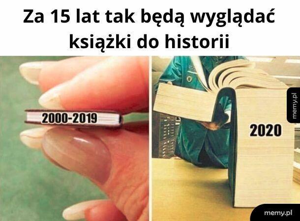 Ksiażki do historii