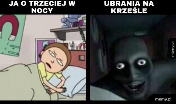 Nocne Zmory...
