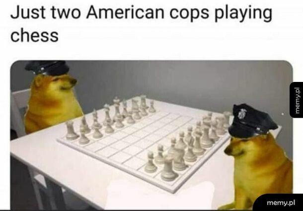 American cops