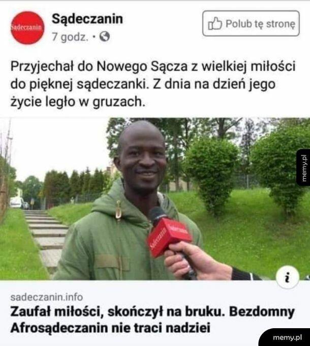 Afrosądeczanin