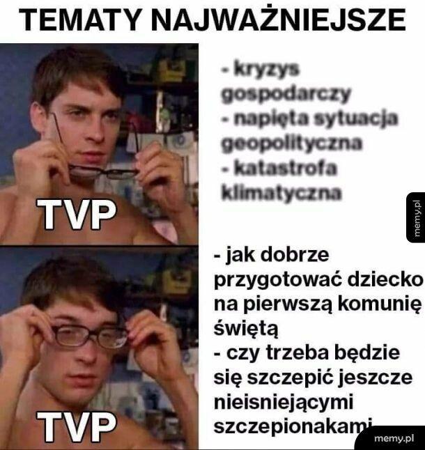 Tematy w TV