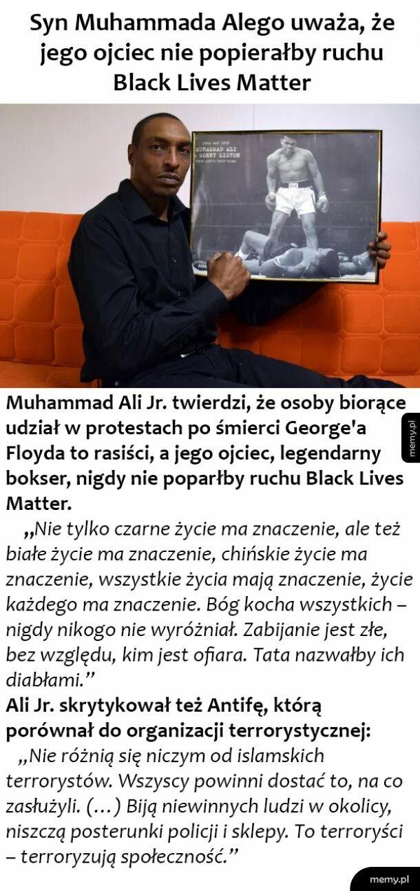 Muhhamad Ali JR