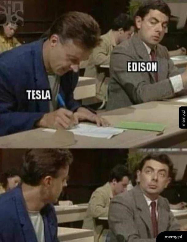 Edison to pała