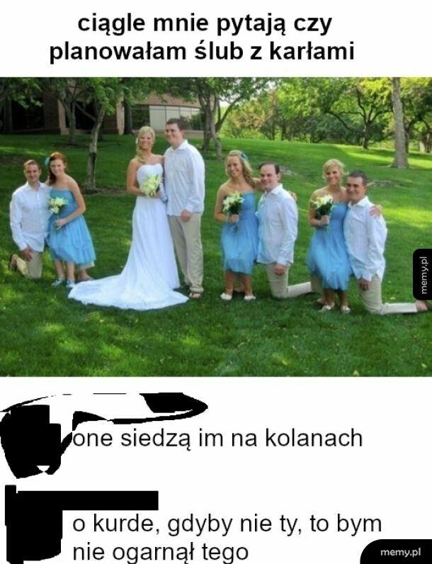 Karły na weselu