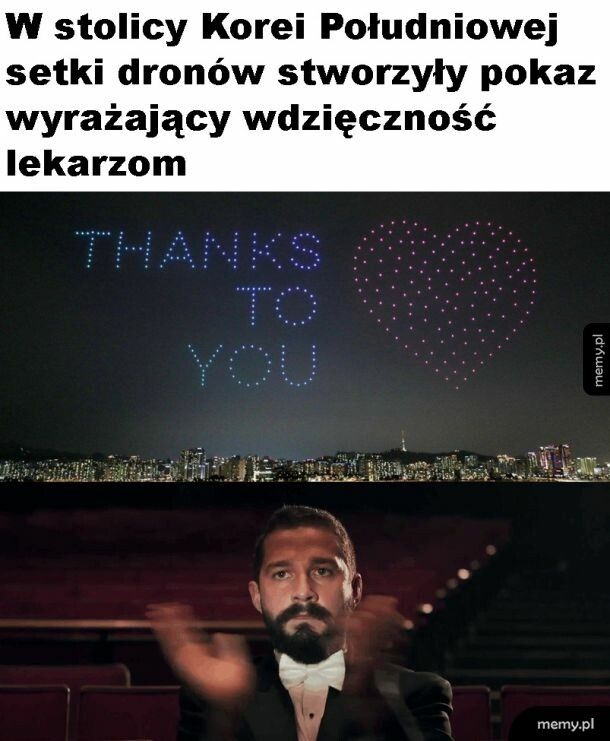 Podziękowanie