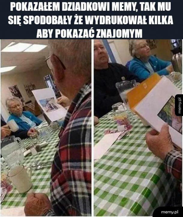 Dialog między pokoleniami to memy