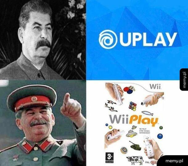 Wujek Stalin wie co dobre
