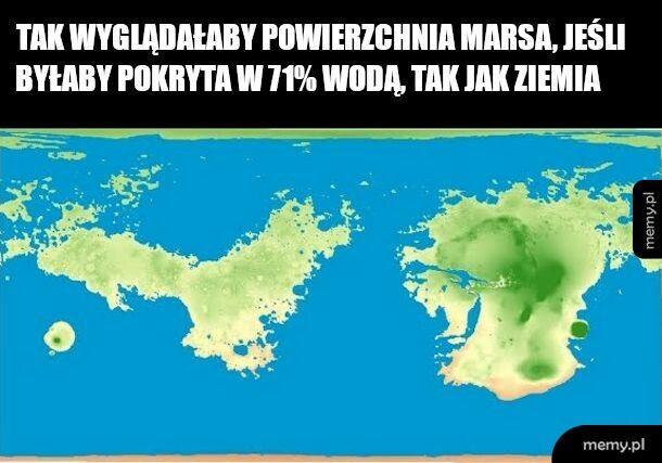 W sumie fajnie byłoby mieć takie nowe kontynenty