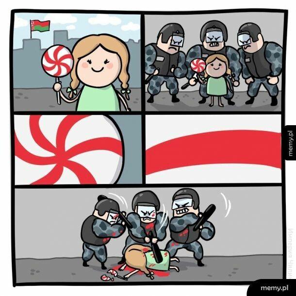 Sytuacja polityczna na Białorusi
