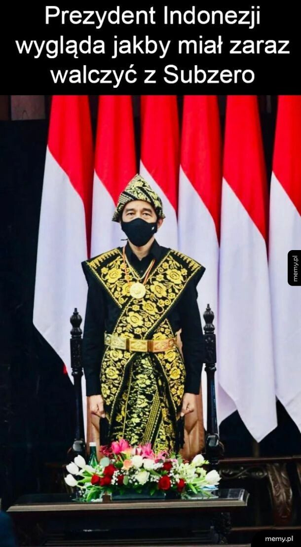 Prezydent Indonezji