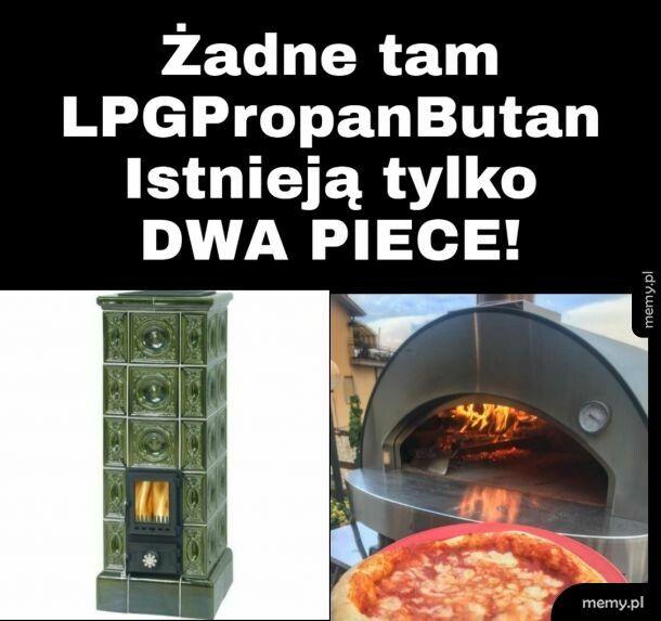 Przez z LPGP+B