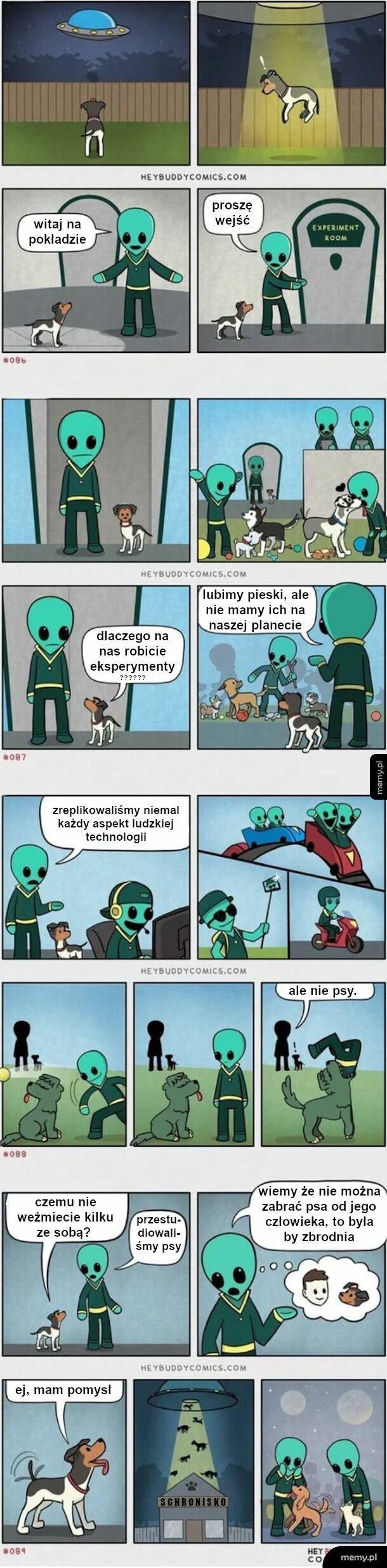 Porwanie przez Ufoludków