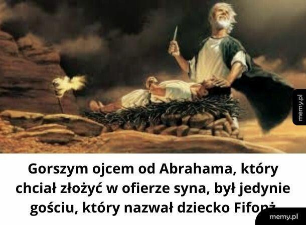 Fifonż to skrót od Andrzej
