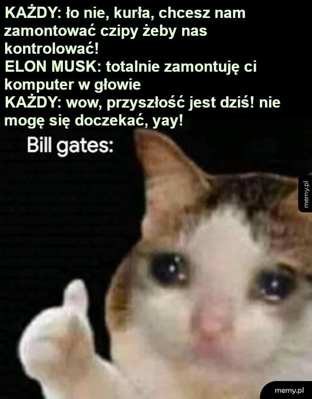 Smutny zhejcony Billy