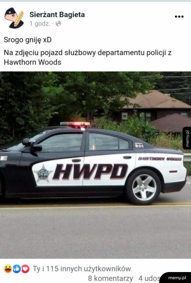 Policja z Hawthorn
