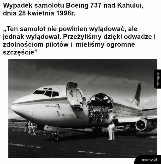 Wypadek Boeinga