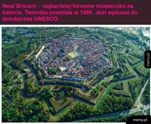 Historyczne miasteczko
