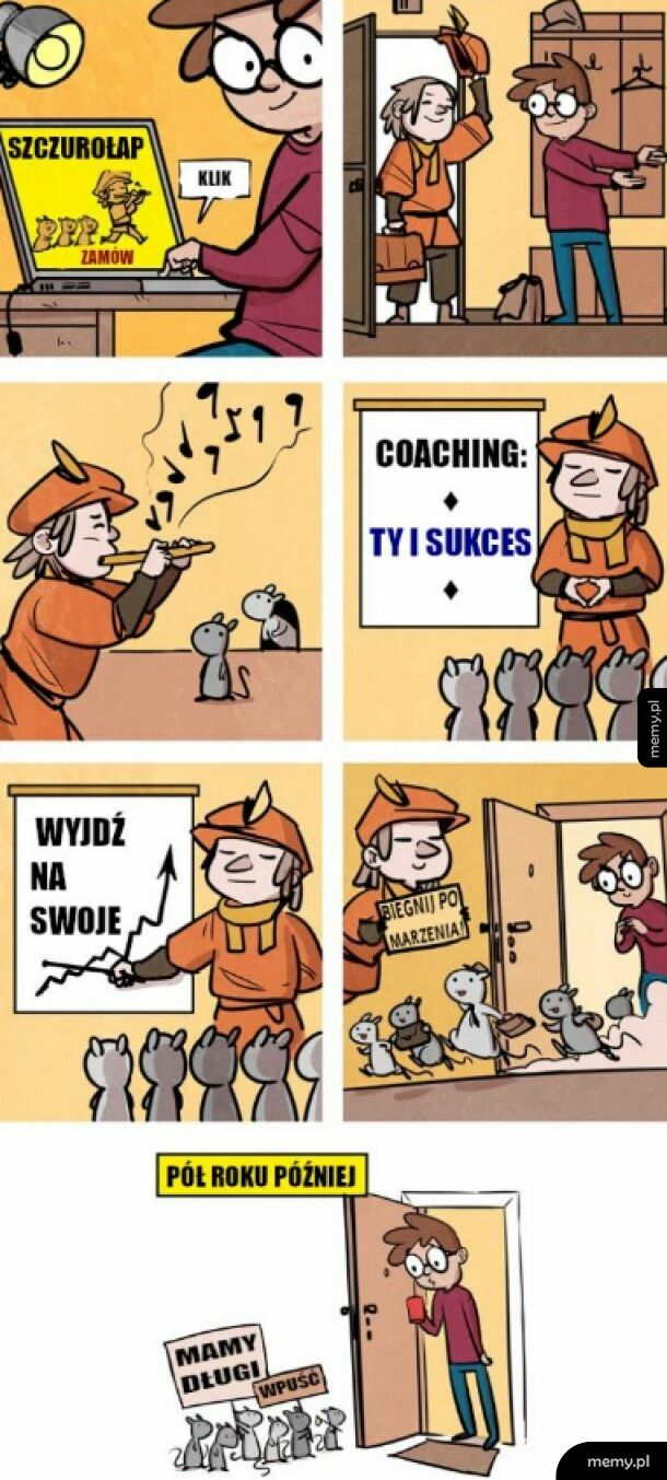 Coaching w skrócie
