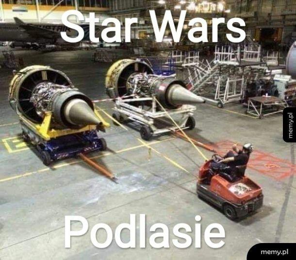 Star Wars - Podlasie