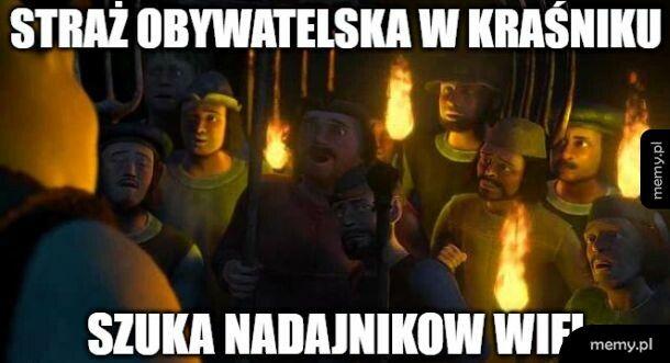 Tymczasem na Kraśniku