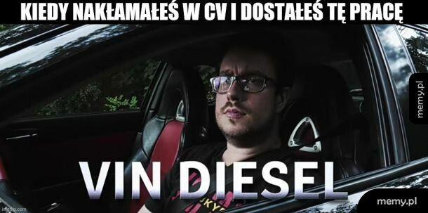 Kiedy nakłamałeś w CV