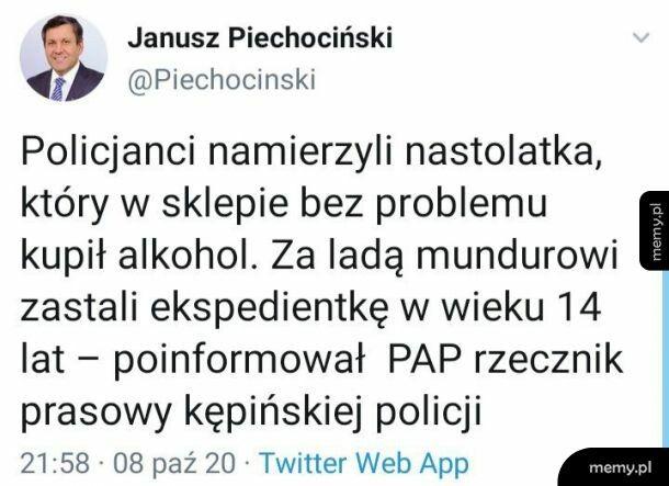 Newsy od Janusza Piechocińskiego