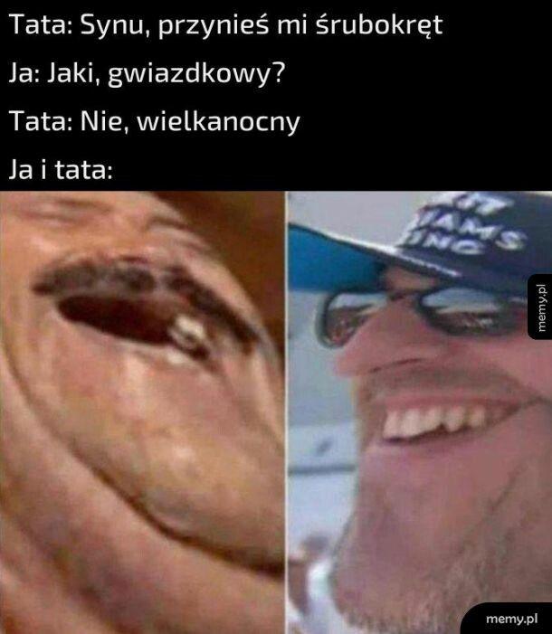 Heheszki z tatą