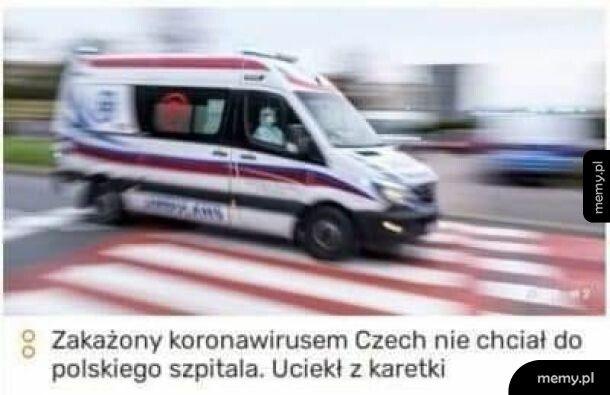 Polska karetka