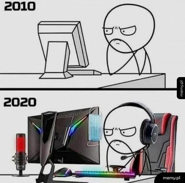 Nic się nie zmieniło