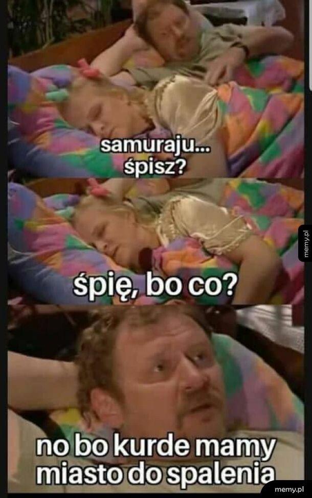 Samuraju...