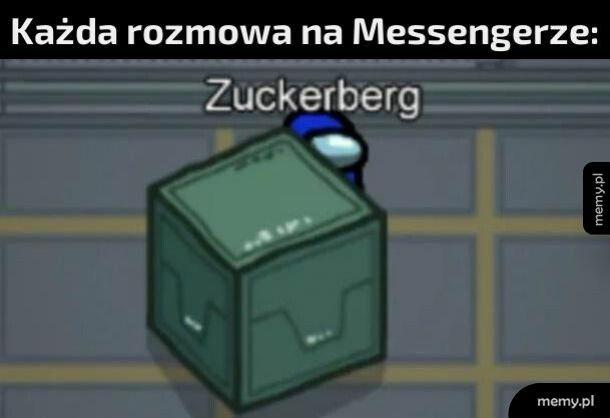 Rozmowa na Messengerze