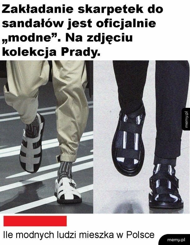 Skarpetki do sandałów